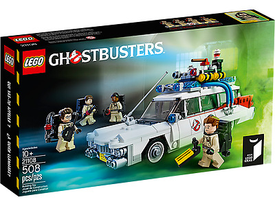 Retired LEGO® Ideas 21108 Ghostbusters™ Ecto-1 ***BRAND NEW IN BOX***