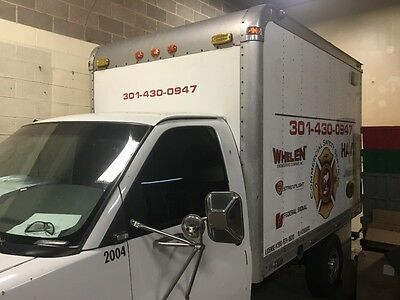 2004 Chevrolet Express  Chevy Box Truck