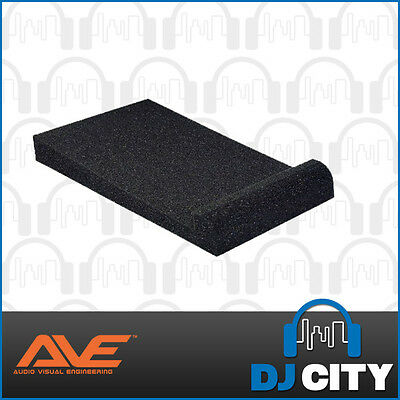 AVE Studio Monitor Isolation Pad ISOPAD-5 PAIR For 5 inch Studio Speakers - D...
