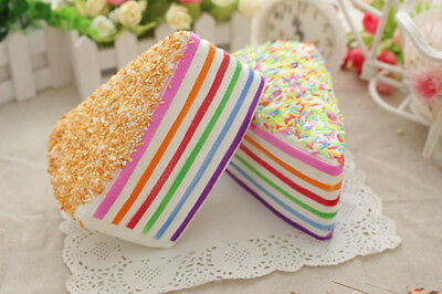 14CM Colossal Squishy Cake Scented Super Slow Rising Gift Destress Fun Toy#@