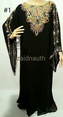 "New model dubai  farashas.khaliji farasha.dress.kaftan. 2017 ---.58"" long"