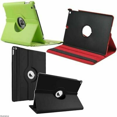 Leather 360 Rotating Smart Stand Case Cover For APPLE iPad 2/3
