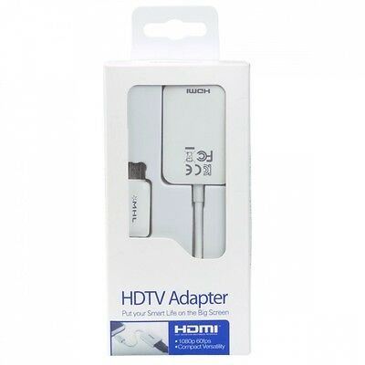 MHL Mirco USB to HDMI HDTV Adapter for for  for  for Samsung   Galaxy S4 I9500 N