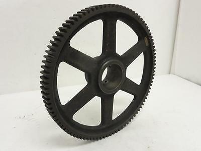 "147392 Old-Stock, Martin C1096 14-1/2 External Tooth Spur Gear 2-1/2"" Hub OD, 96"