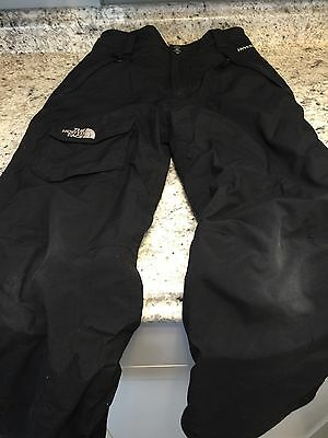 The North Face Snow Ski Pants Youth 10/12 Snowboard Winter Hyvent Fully Lined