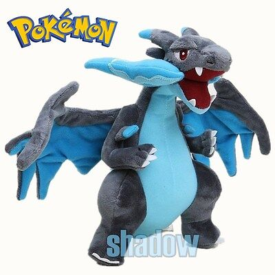 Pokemon Charizard Center Mega (NEW) Plush Soft Toy Stuffed Animal Doll 12""