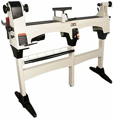 New JET JWL-1221VS 12-Inch by 21-Inch 60-3600 RPM Variable Speed Wood Lathe