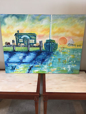 Decorative Oil Painting By Dan