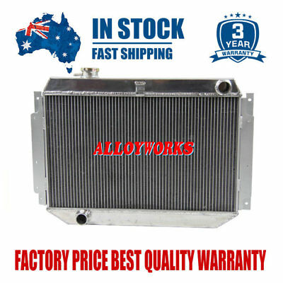 3Row Aluminum Radiator For Holden Kingwood HG HT HK HQ HJ HX V8 253/308 Manual