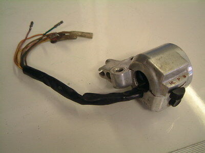Honda Melody Right Switchgear / Handlebar Switch - Starter + Headlight Switch