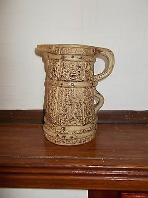 hillstonia two handled jug height 20cms