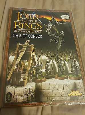 The Lord of the rings Strategy Battle Game (Siege of Gondor)