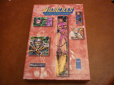 WILDC.A.T.S Covert-Action-Teams Lot Coffret 6vol. complet éd° USA 1997 TBE