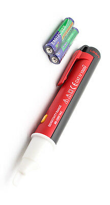 Electric Volt Stick Testers Voltage Detector For Electricians Cable And Buzzer