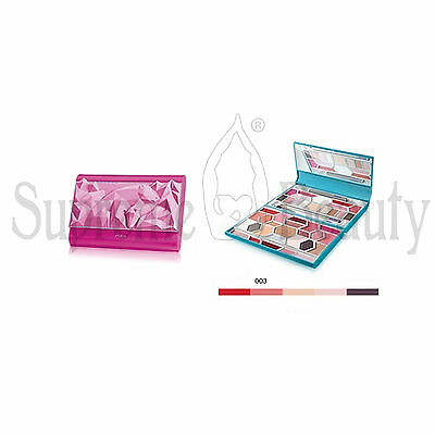 Pupa Crystal Palette Big 003 Trousse Cofanetto Trucco Make Up Idea Regalo