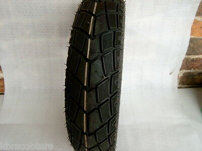 3.50 X 10 Schwalbe Weatherman Scooter Tyre 1