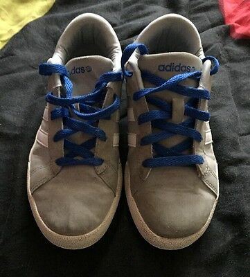 Adidas Neo Trainers Size 2