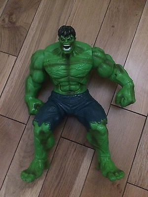 Hulk Sound Effects And Light Up Eyes
