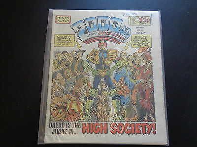 2000AD prog 364 comic in good condition