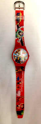 Official Disney Pixar Toy Story Analogue Watch Wrist Strap  Gift Accessories New