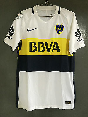 Boca Juniors match shirt TEVEZ