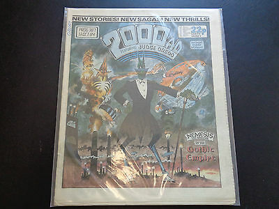 2000AD prog 387 comic in good condition