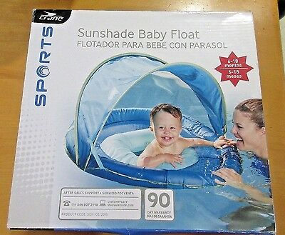 Sunshade Baby Float for 6-18 Months