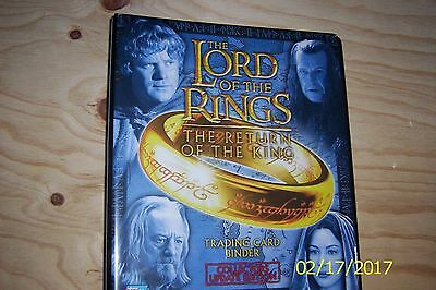 Lord Of The Rings The Return Of The King Binder Plus