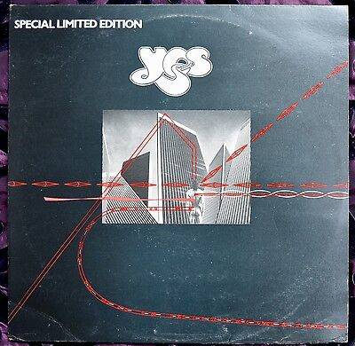 "Yes – Going For The One Limited Edition 12""– K 11047 – VG"