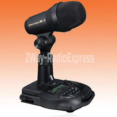 YAESU M-1 Mic with dual Element + EQ, FT-991, FT-450D, FT DX5000, FT-817, FT-857