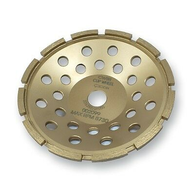 180mm Cup Grinder, Diamond Grinding Cup Wheel For Concrete