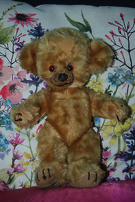 Lovely Vintage Antique Old Merrythought Cheeky Teddy Bear