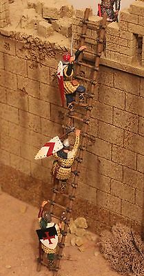King And Country Knights Crusaders  Mk26 Ladder Set Toy Soldiers   Britains