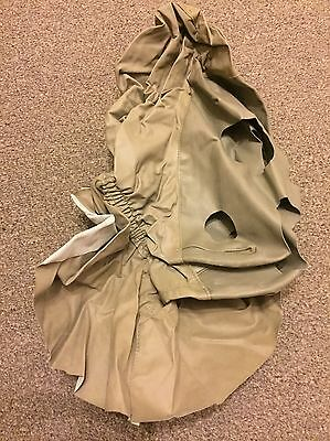 RARE East German Czech Protective Hood For M10M Gas Mask Respirator NBC M10 DDR