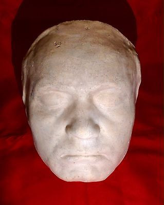 19th Century Beethoven Life Mask by Franz Klein (1779-1840)