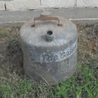 The Gasser metal gas can