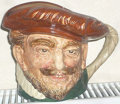 Probably one of a kind Royal Doulton Toby Jug