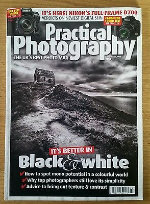 Practical Photography Magazine, September  2008 Edition.