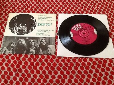 Shakane / Mecki Mark Men JSLP5617 Rare Swedish 1972 Psych EP NM/NM