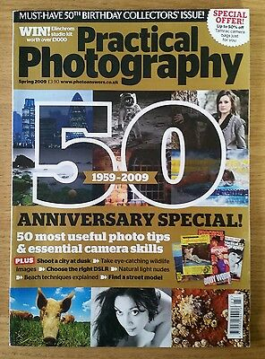 Practical Photography Magazine, 50th Birthday Collectors Edition.