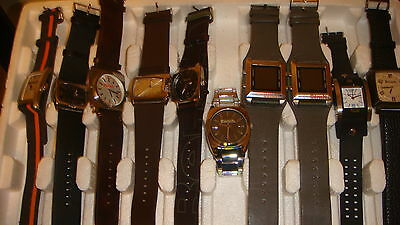 Trade Only Job Lot Of 10 New X  Mixed Bench Watches