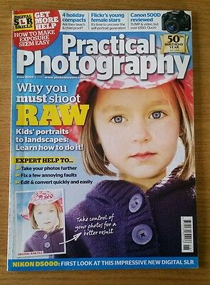 Practical Photography Magazine, June 2009 Edition.