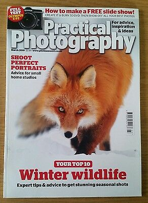 Practical Photography Magazine, March 2010 Edition.