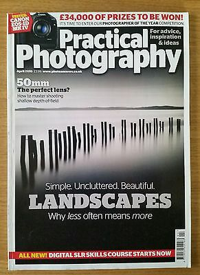 Practical Photography Magazine, August 2010 Edition.