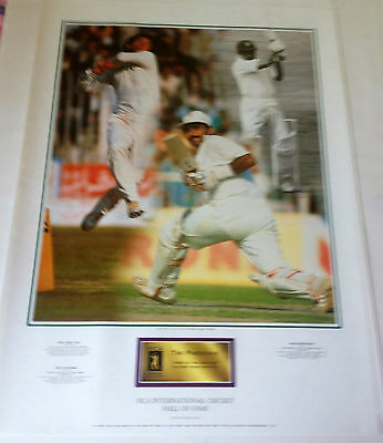 Cricket Hall Of Fame Print ( The Pakistanis )