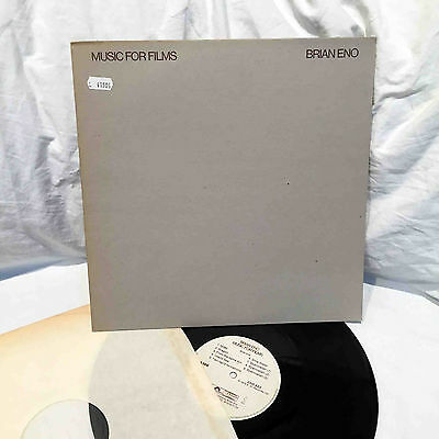Lp – Eno / Music For Films  / Top!