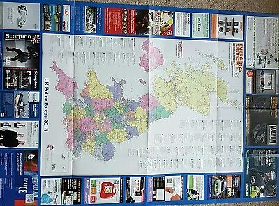 emergency services maps