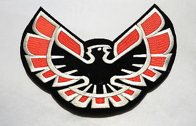 Pontiac Firebird,Trans Am,Patch,XL,24x19 cmAufnäher,Badge,Aufnäher,V8,Muscle Car