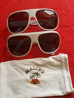 Malibu Rum Sunglasses Whiskey Tequila Beer Bar Man Cave
