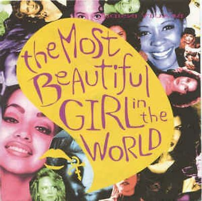 The Most Beautiful Girl In The World 7 : The Artist (Formerly Known As Prince)
